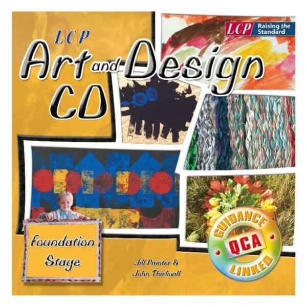 lcp art design cd foundation