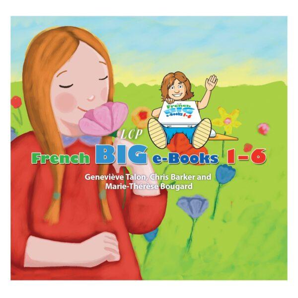 lcp french big e books 1 6