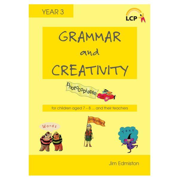 lcp grammar and creativity year 3