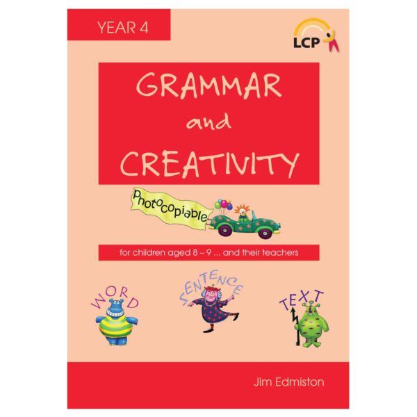 lcp grammar and creativity year 4