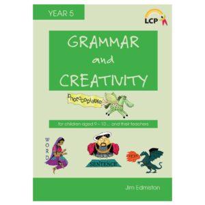lcp grammar and creativity year 5