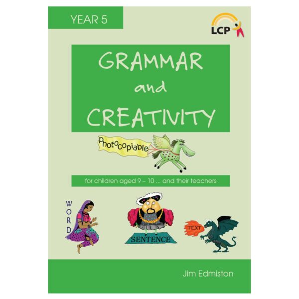 lcp grammar and creativity year 5