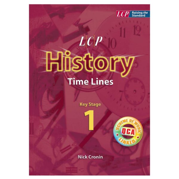 lcp history time lines key stage 1