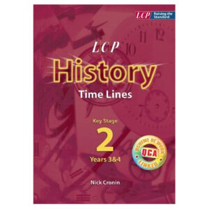 lcp history time lines key stage 2 years 3and 4