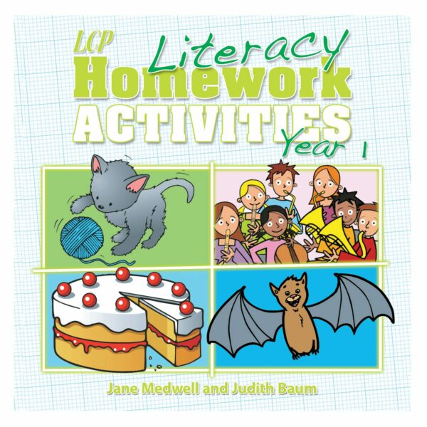 lcp literacy homework activities year 1