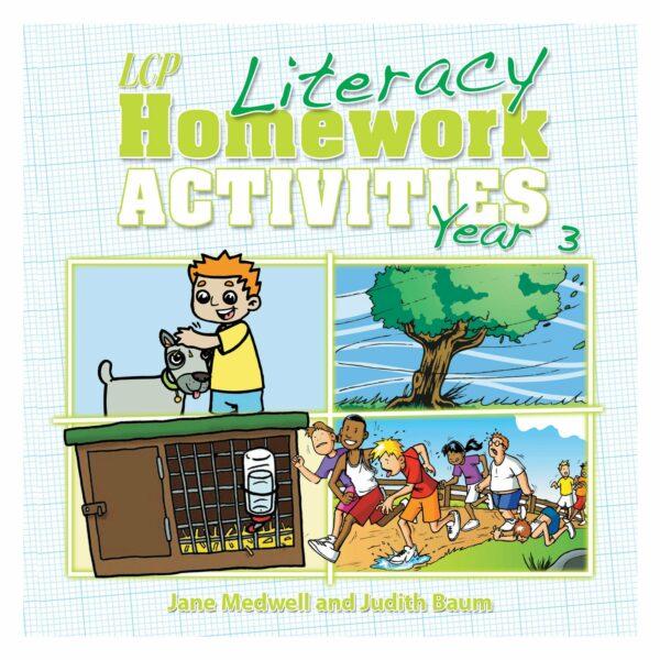 lcp literacy homework activities year 3