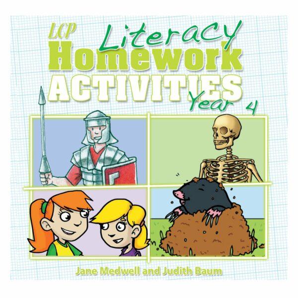 lcp literacy homework activities year 4