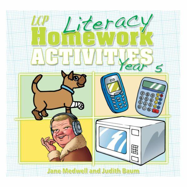 lcp literacy homework activities year 5