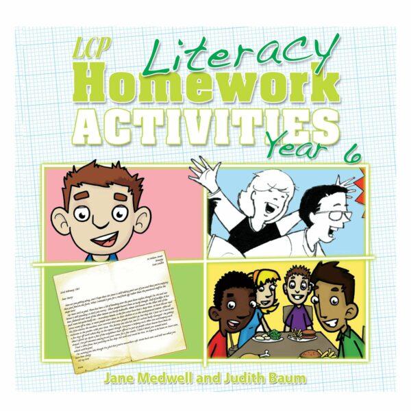 lcp literacy homework activities year 6
