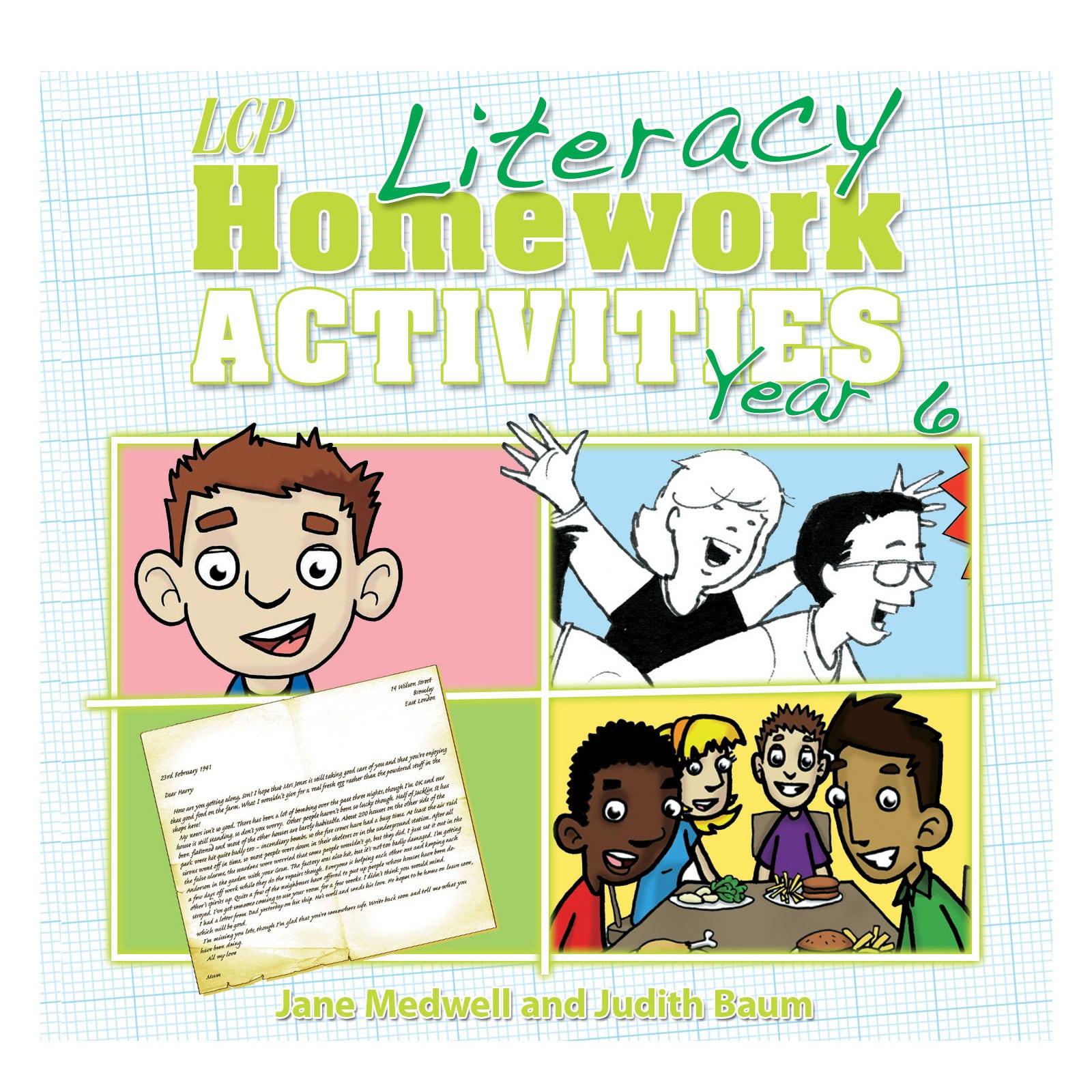 lcp literacy homework