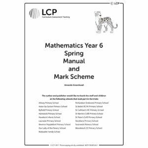 lcp mathematics year 6 spring manual mark scheme