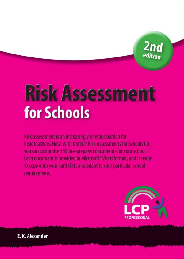 lcp risk assessment for schools 2nd edition