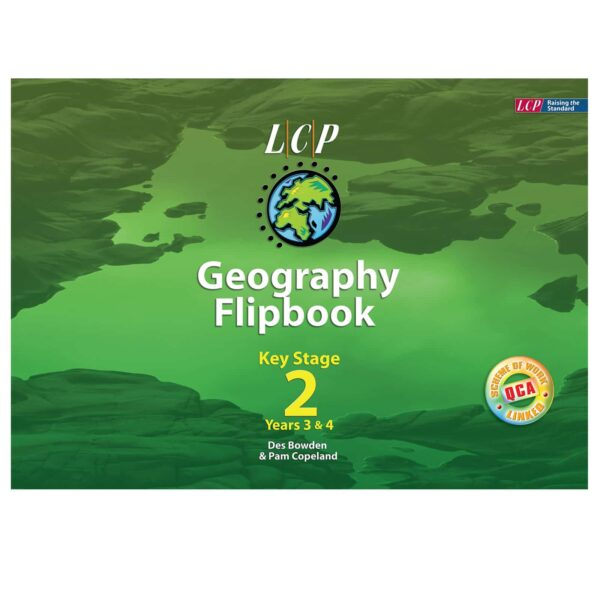 lcp geography flipbook key stage 2 years 3 4