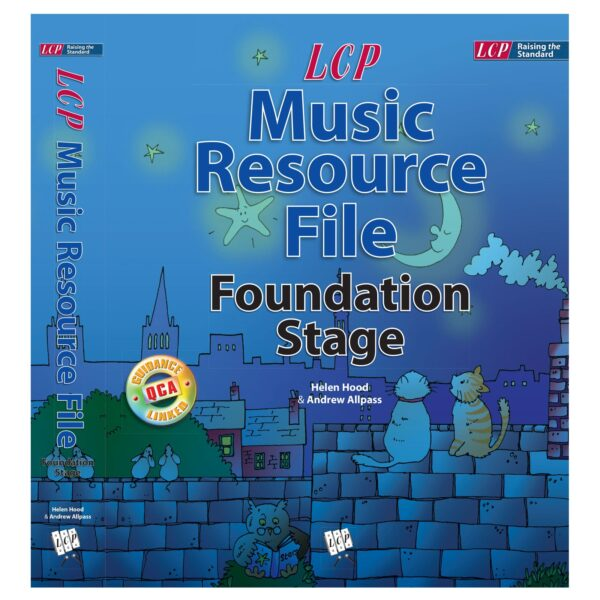 lcp music resource file foundation stage