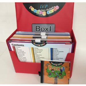 lcp non fiction reading cards box 1