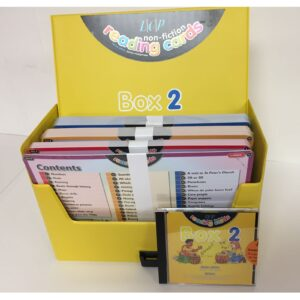 lcp non fiction reading cards box 2