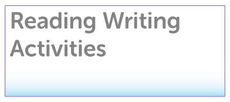 Reading & Writing Activities