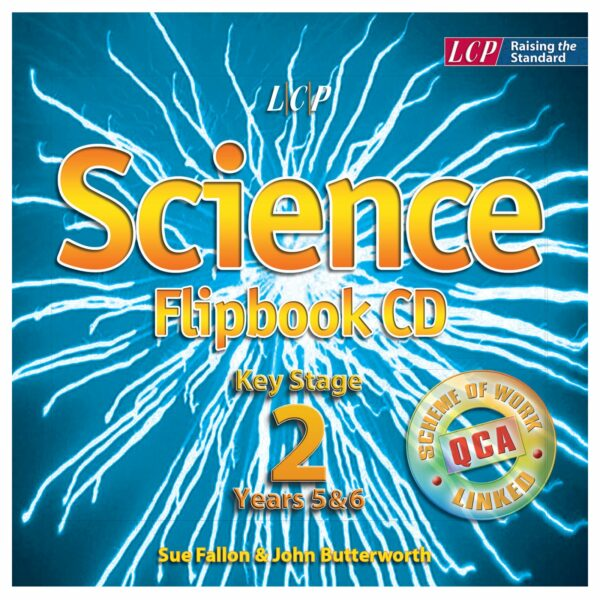 lcp science flipbook cd key stage 2 years 5 6