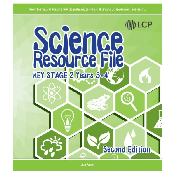 lcp science resource file key stage 2 years 3 and 4