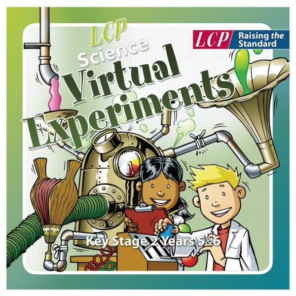lcp science virtual experiements key stage 2 years 5 and 6