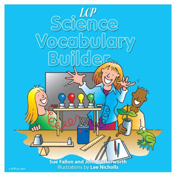 lcp science vocabulary builder