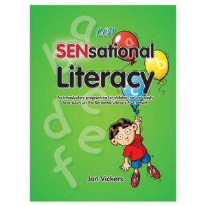 lcp sensational literacy