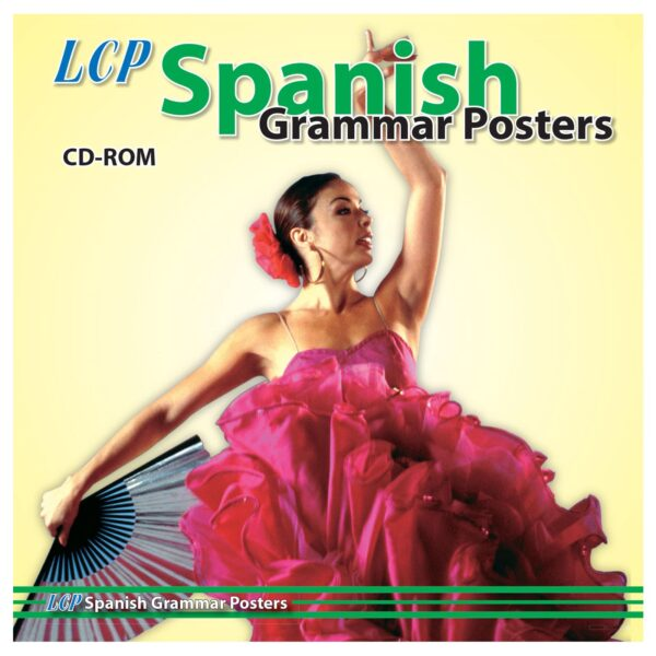 lcp spanish grammar posters