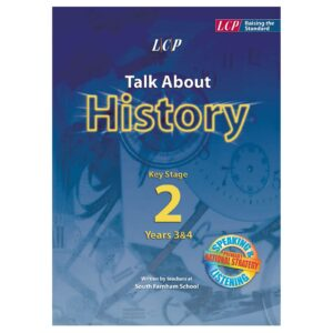 lcp talk about history key stage 2 years 3 4