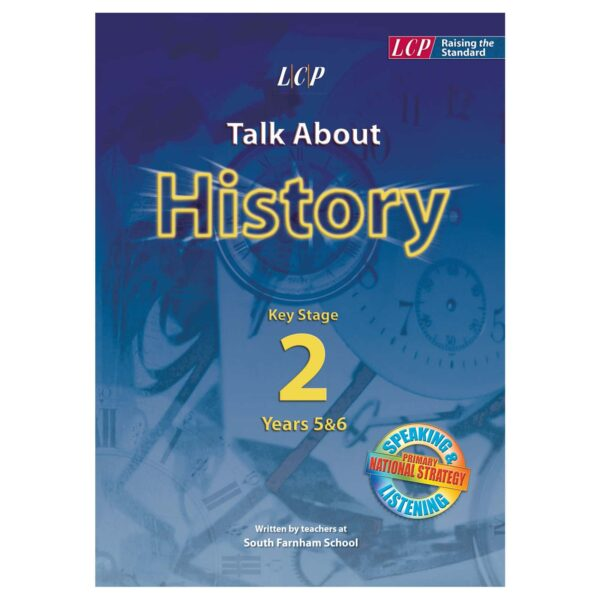 lcp talk about history key stage 2 years 5 6