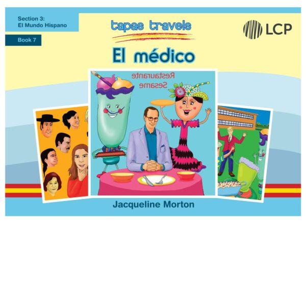 lcp tapas travels el medico book 7
