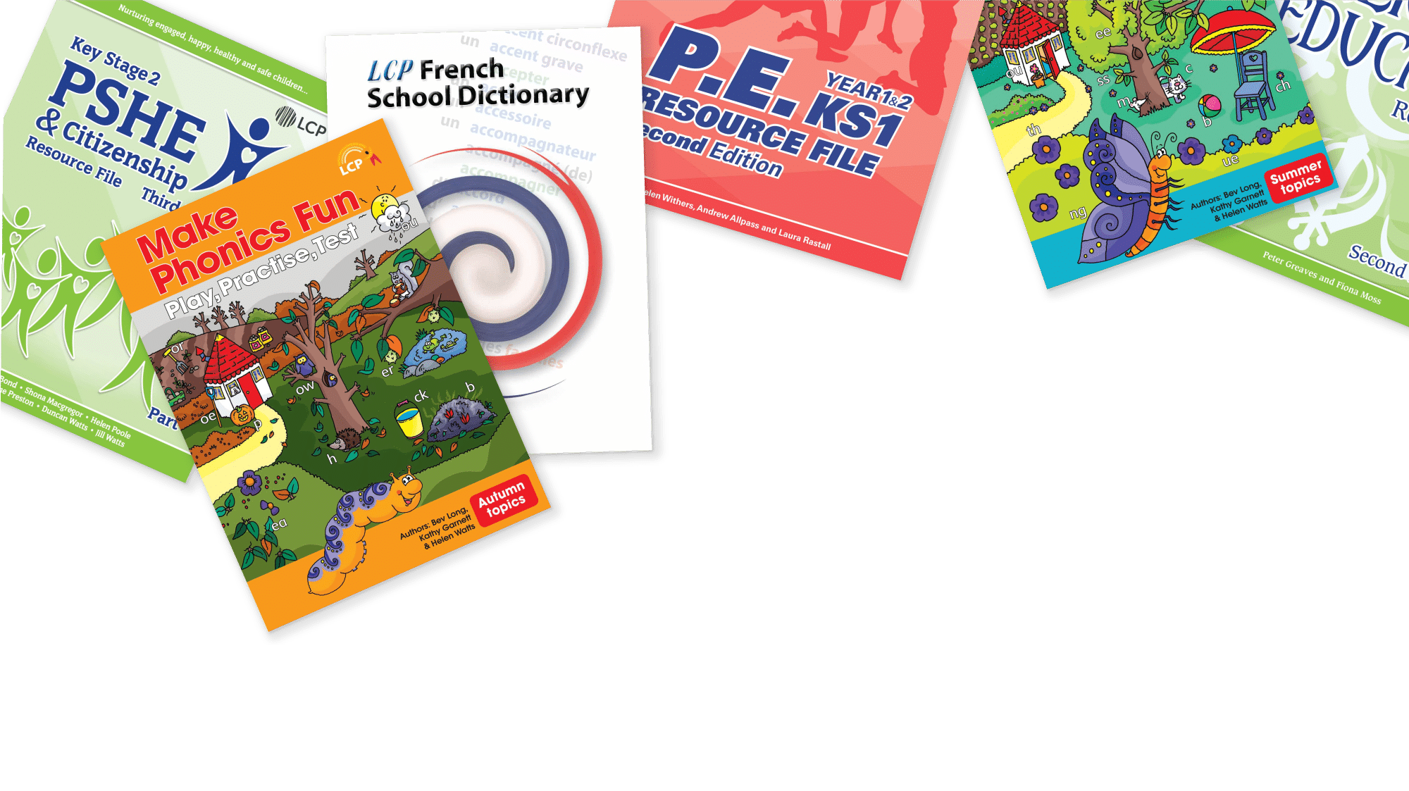 lcp homepage slider books