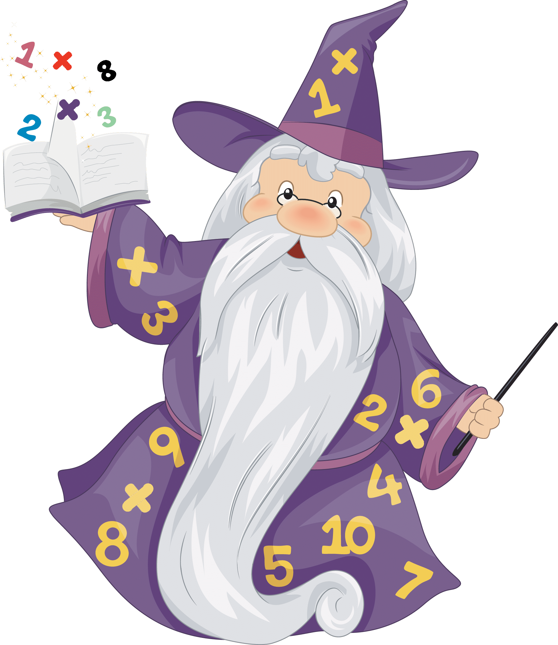 Times Tables Wizard 101 - 360 pupils